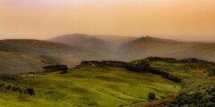 ابرز المحميات التي تشرف عليها الهيئة الوطنية لحماية الحياة الفطرية