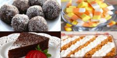 طريقة عمل حلويات سهلة