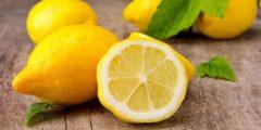 فوائد الليمون الأصفر للجسم و التخسيس و على الريق