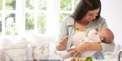 أطعمة ممنوعة للمرضعة و أطعمة مسموحة للمرضعة