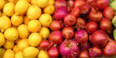 فوائد البصل و الليمون للبشرة و الشعر و الرئة و ما هي اضراره
