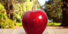 فوائد التفاح للبشرة و الشعر و القلب و العيون و اضراره