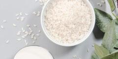 أضرار ماء الأرز للبشرة و الشعر